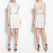 Os recomendamos este vestido de Zara, que cuesta 49'95 €, por si queréis .
