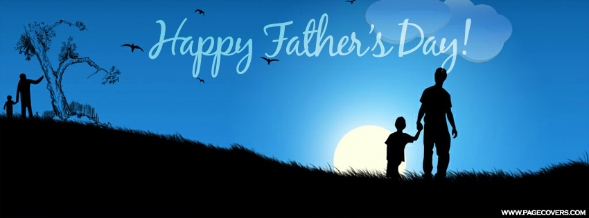 Happy Fathers Day FB Cover Photos timeline