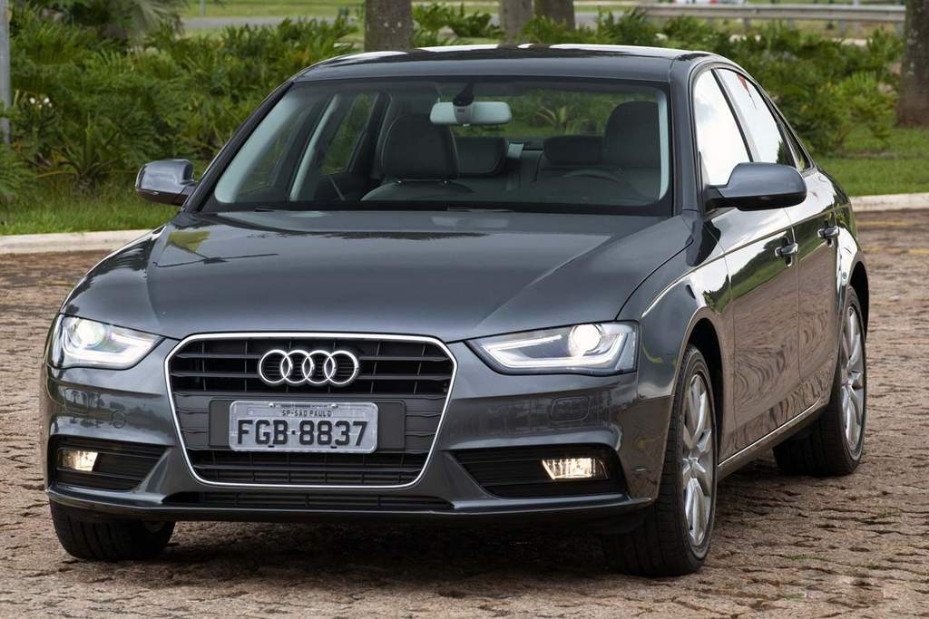 Audi A4 Attraction 2014