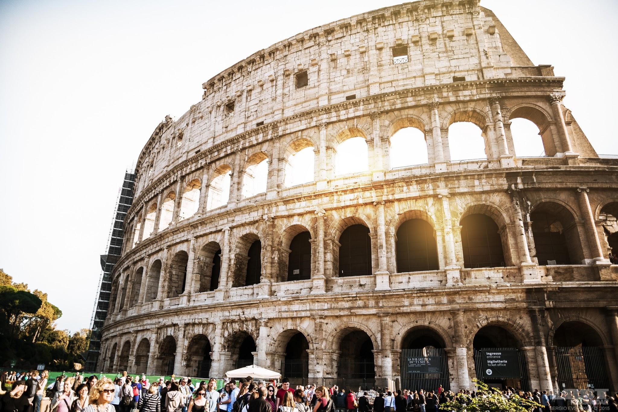 Достопримечательность Италии