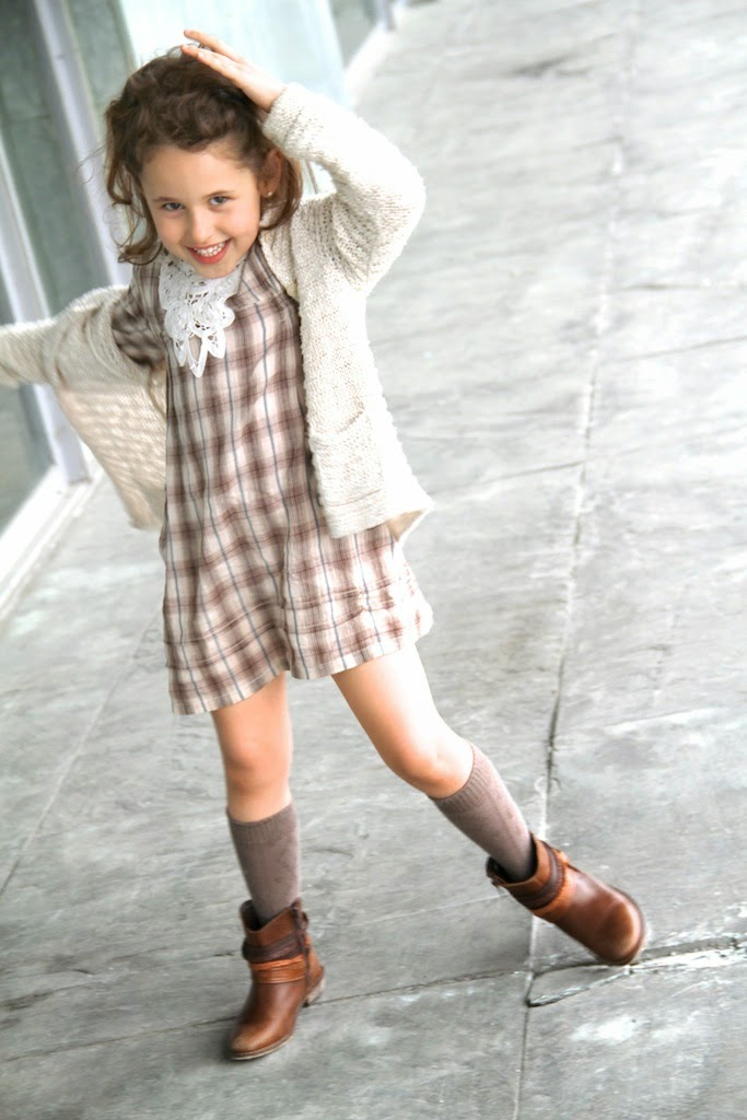 Zara Kids Look.descalzaporelparque