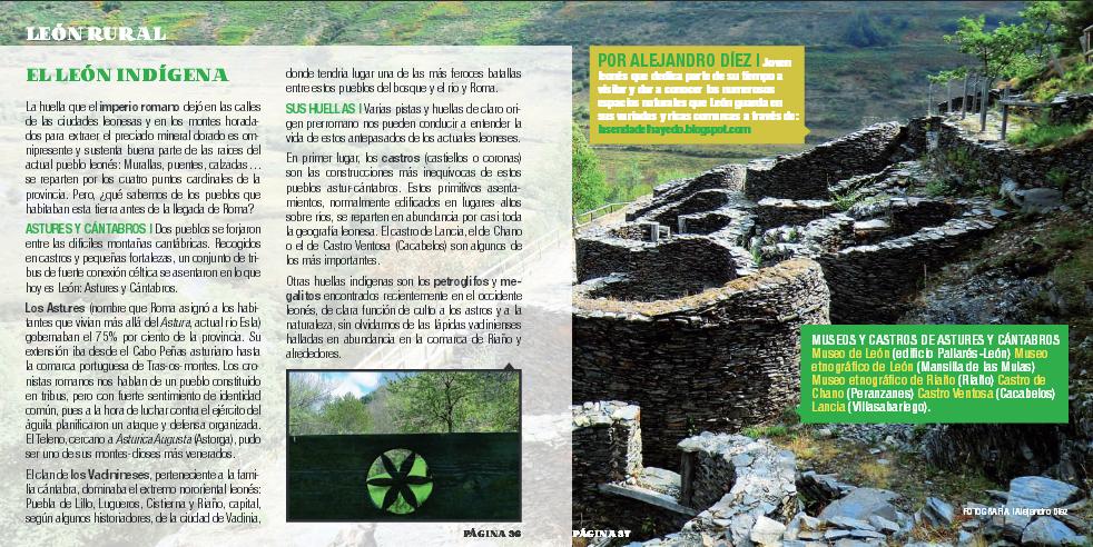 Lugares que debes conocer en León