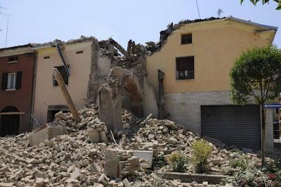 Terremoto Italia 29 de Mayo 2012