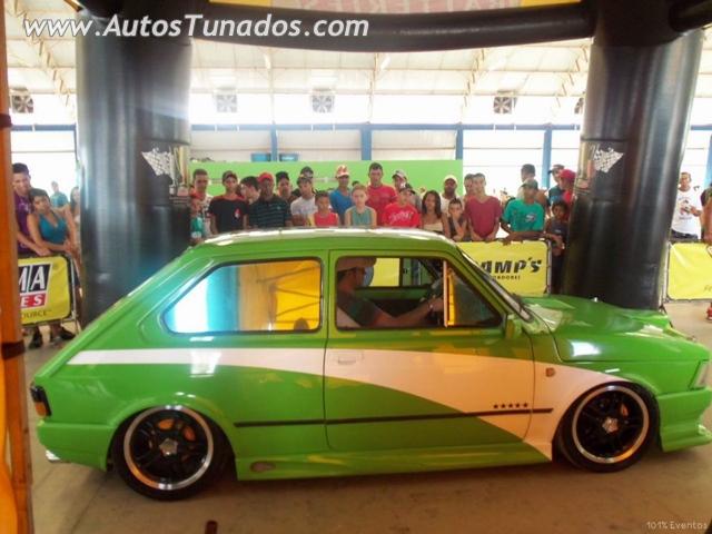 Fiat 147 tunado