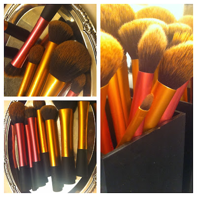 Beauty Blogger Real Techniques Makeup Tools