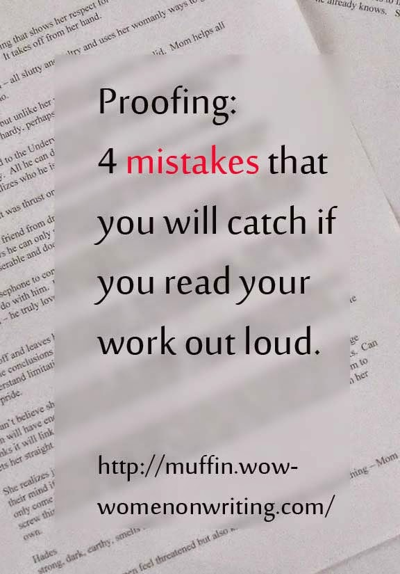 Read proofing