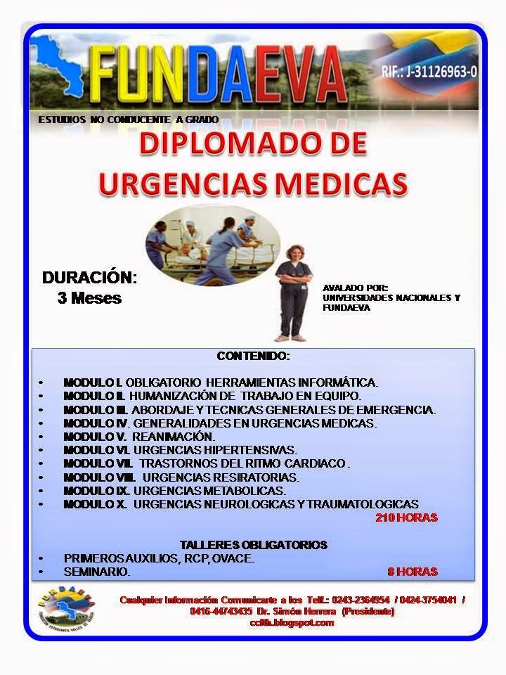 DIP URGENCIAS MEDICAS