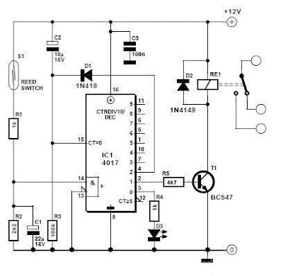 wiring diagram for reed switch with Mag Ic Reed Dryreed Proximity Switch on Switches For Cnc Wiring Diagram also Arduino Reed Switch additionally Yamaha Dt 125 Cdi Wiring And Circuit Diagram additionally Partslist furthermore What Does A Single Pole Switch Look Like Wiring Diagram.