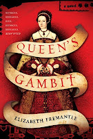 Queens Gambit Elizabeth Fremantle cover