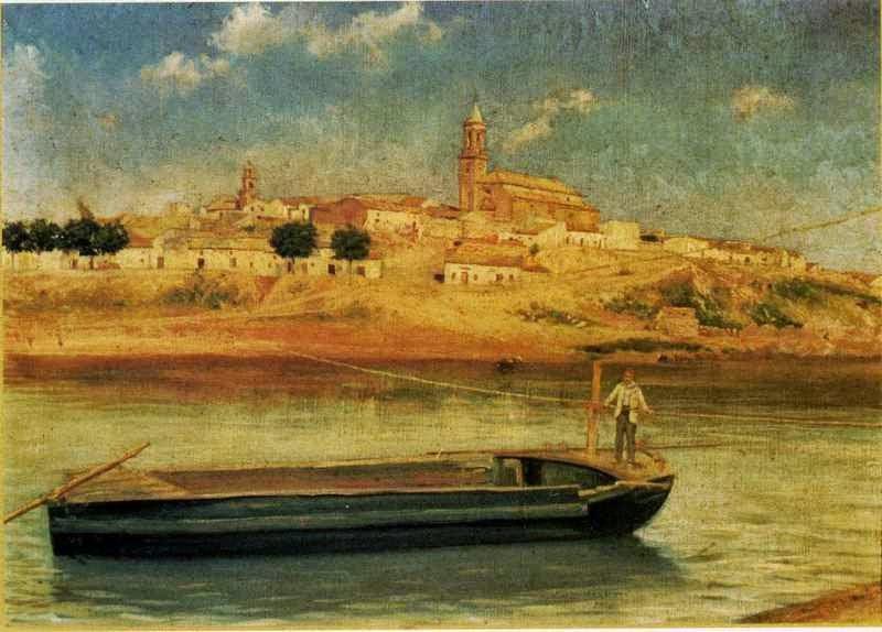 El barquero de Cantillana - Antonio Sán