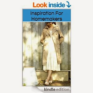My Book: Inspiration For Homemakers