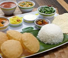 South Indian Breakfast Menu