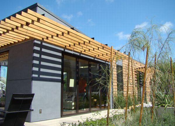 Casas ecologicas casas ecologicas 10 incre bles casas - Casas bioclimaticas prefabricadas ...
