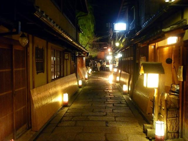 pontocho, kyoto