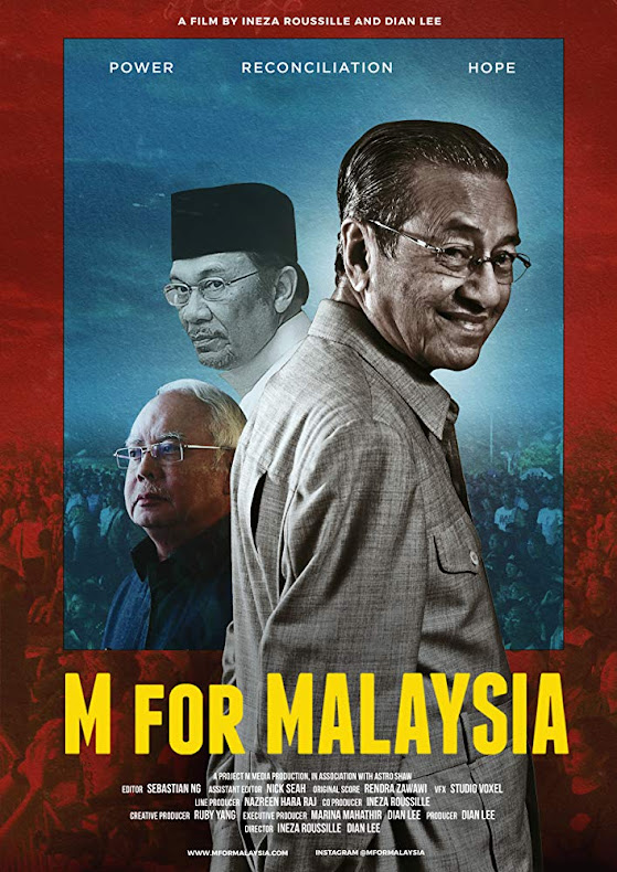 12 SEPT 2019 : M FOR MALAYSIA (English / Malay) - Documentary