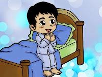 Bacaan Doa Sebelum Tidur yang Sahih