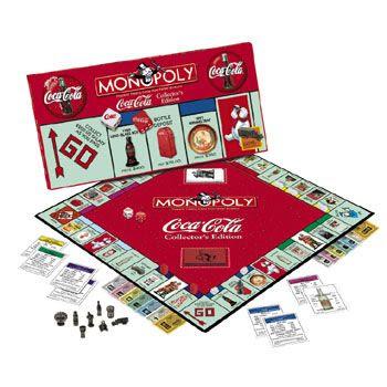 Coca%2BCola%2BMonopoly Monopoly Coca Cola Collectors Edition Giveaway