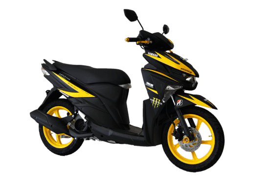 Top modifikasi motor mio soul gt 125
