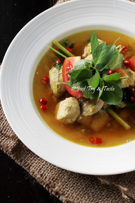 resep tuna kuah asam belimbing wuluh JTT