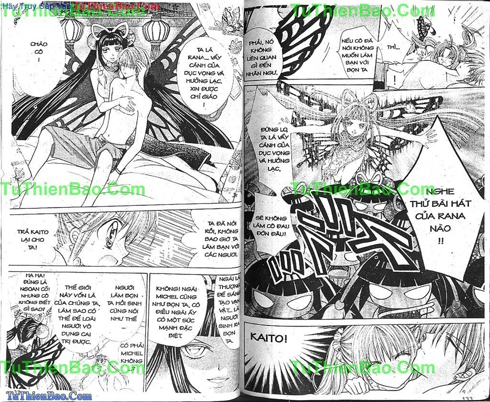 Viên Ngọc Nàng Tiên Cá Chapter 5 - Trang 65