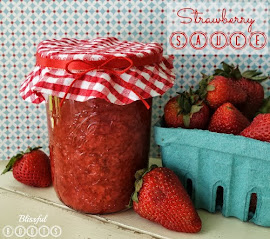 Fresh Strawberry Sauce From OBB