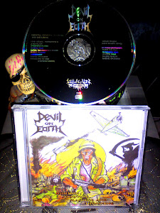 DEVIL ON EARTH''hunting,shooting,slashing and thrashing''