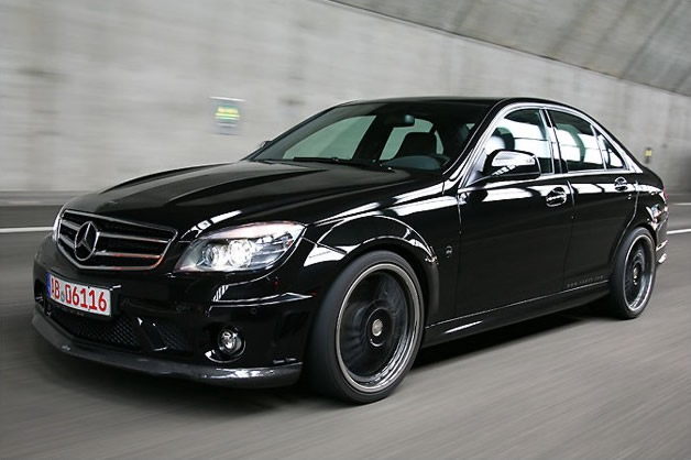 New Mercedes-Benz C63 AMG By Tecnocraft