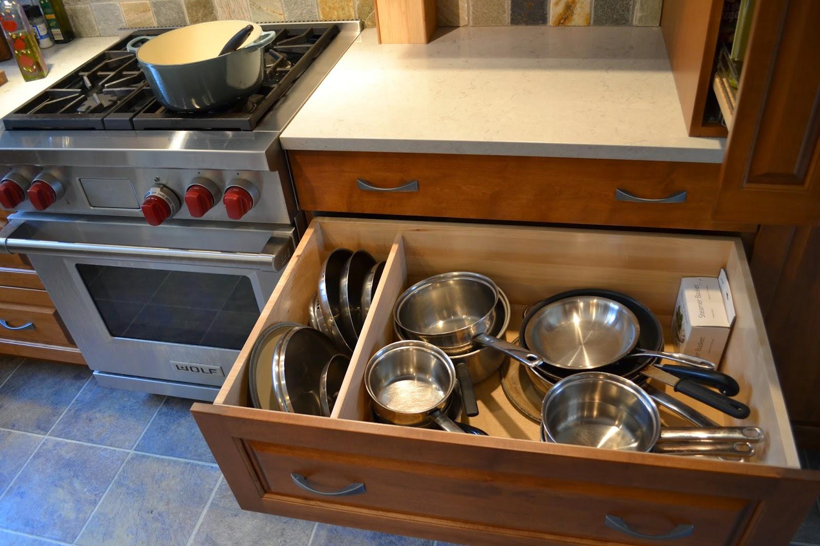 David Hecht Custom Kitchens