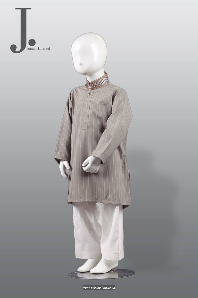 Junaid Jamshed Eid Dresses Collection 2013 for Young Boys ...