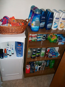 My bathroom Stockpile
