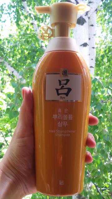 ориентальный шампунь Ryo
