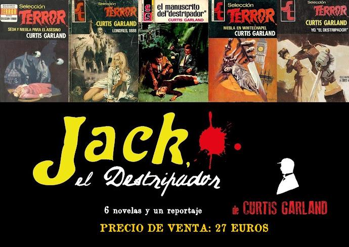 Jack el Destripador, de Curtis Garland