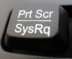 tombol keyboard prt sc sysrq