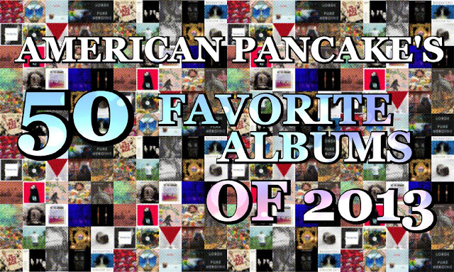 Best Albums of 2013