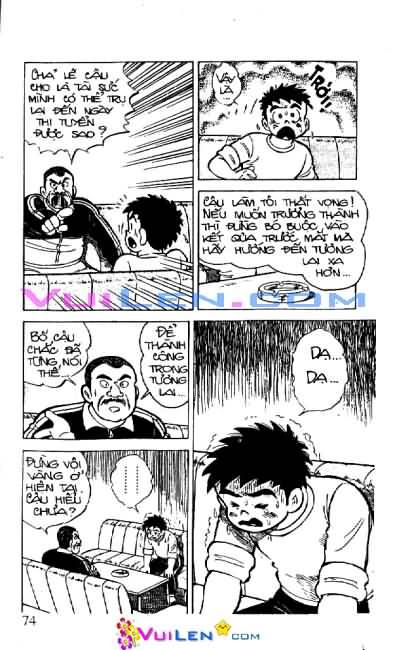 Jindodinho - Đường Dẫn Đến Khung Thành III  Tập 12 page 74 Congtruyen24h