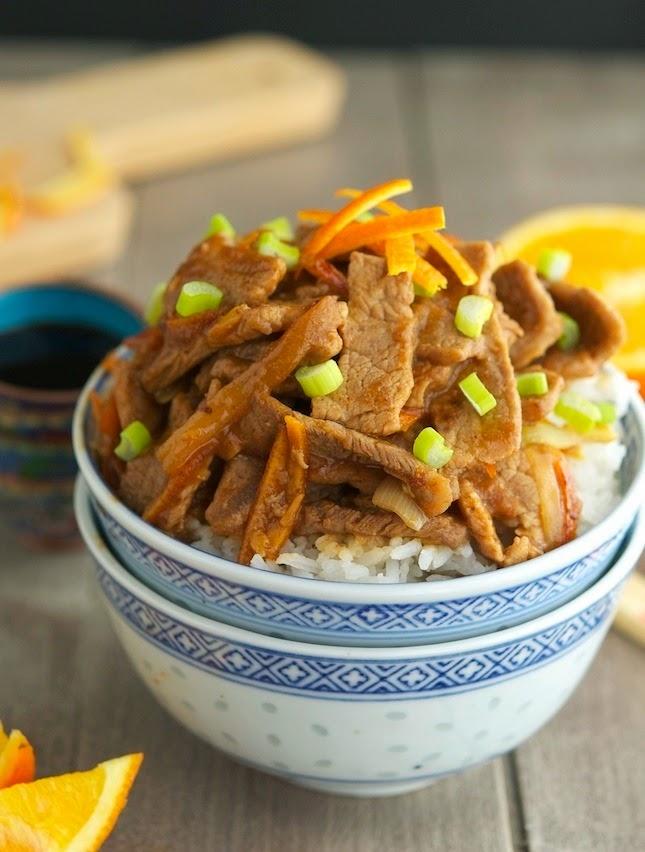 Orange Beef (Low Carb & Gluten-Free)