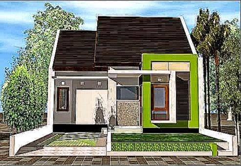 Model Rumah Minimalis Sederhana 2014