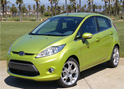 2012 Ford Fiesta Review and Release Date
