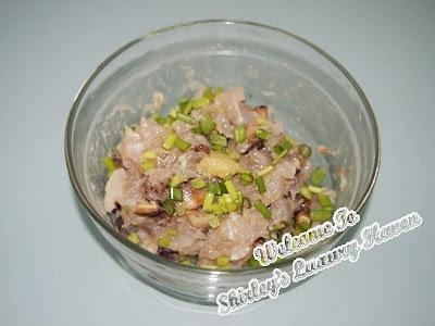 cny minced fish recipe