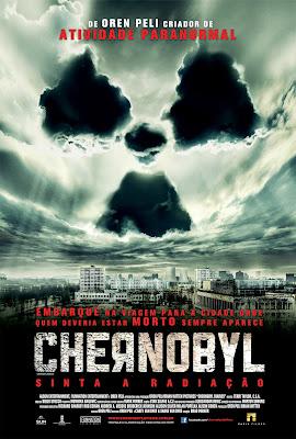 Filme Poster Chernobyl R5 XviD Dual Audio & RMVB Dublado