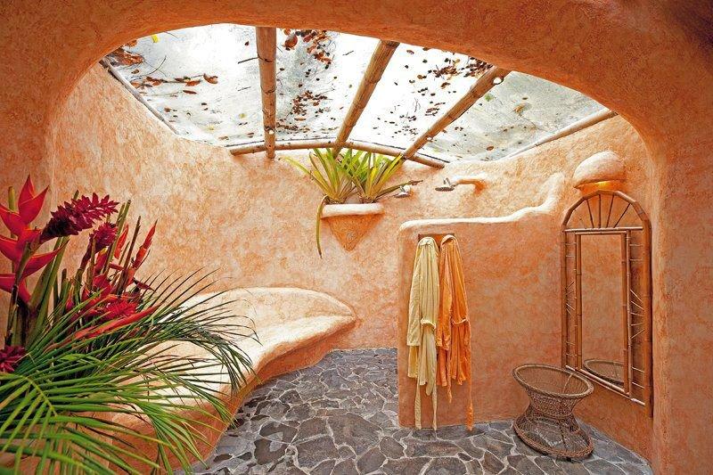 Hablando de elefantes rosas hermosas construcciones for Diy adobe house
