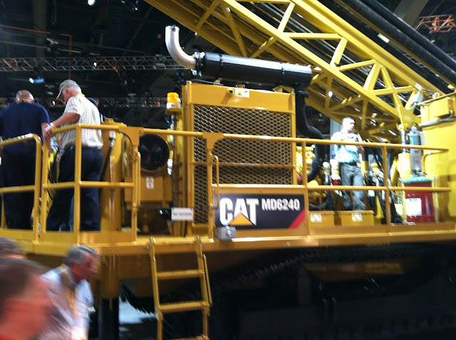 Caterpillar MD6240 Rotary Drill