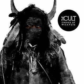 The Cult – Choice Of Weapon (2012) Portada