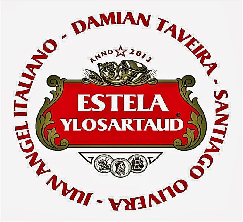 2013 - Estela Ylosartaud