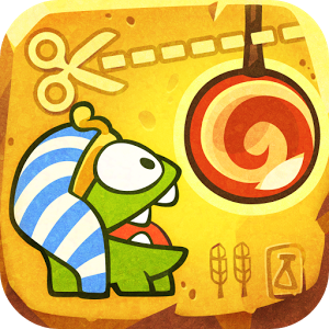 Cut the Rope Time Travel HD v1.2.2 Android Full Apk İndir