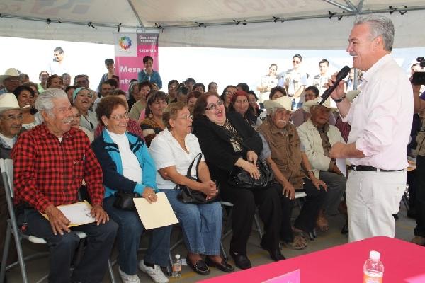 Adultos mayores en Colombia