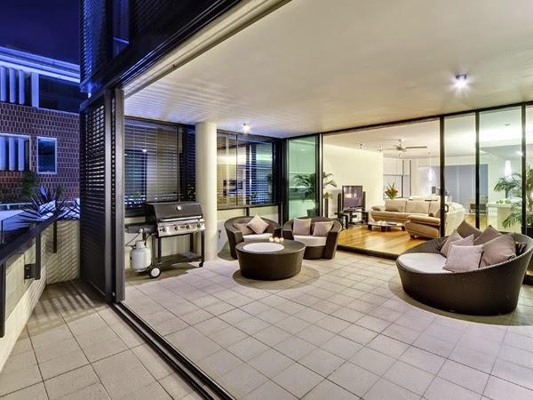 Terrazas modernas modern rooftop minimalistas 2015 for Terrazas modernas fotos