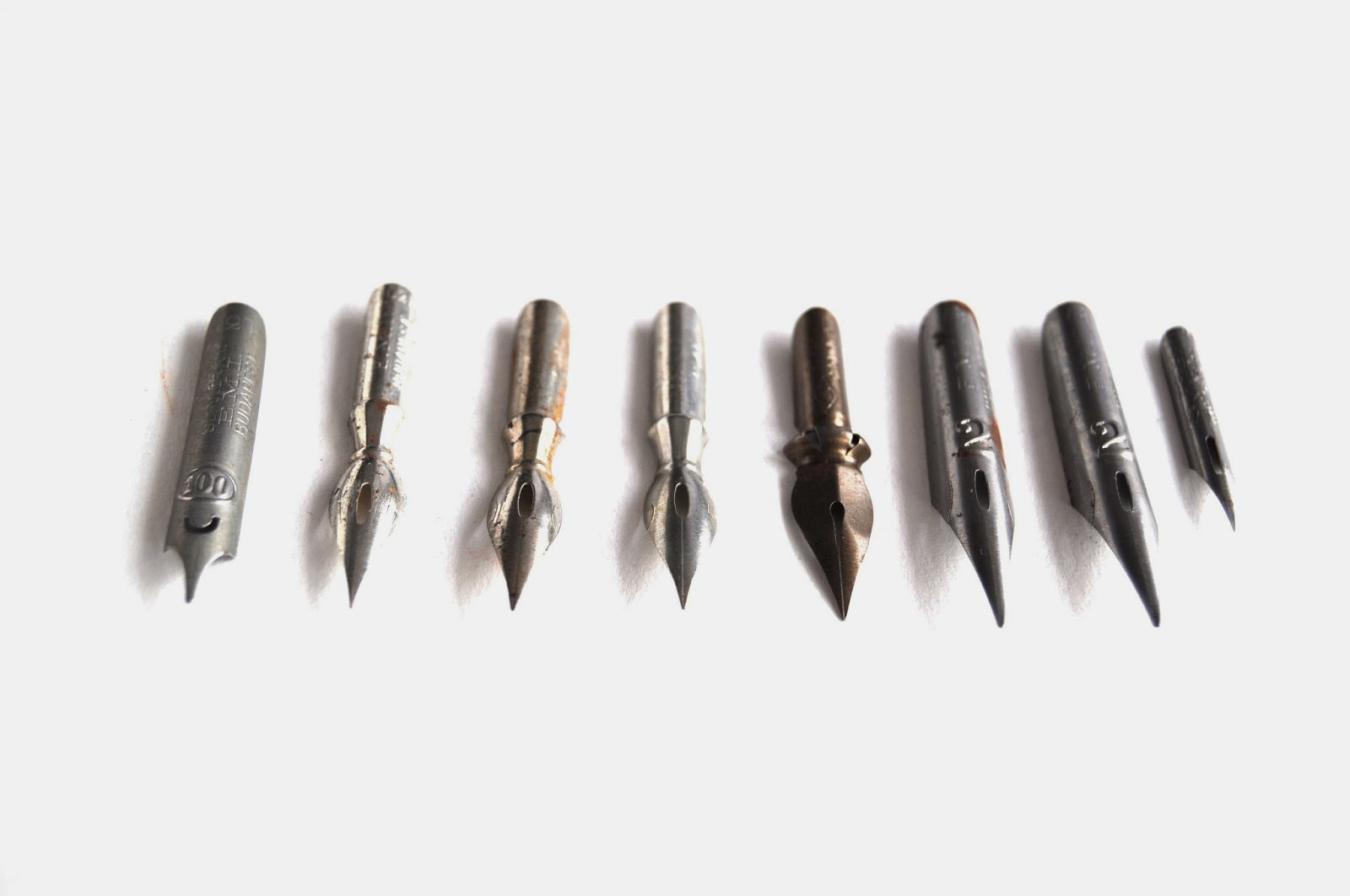 Nibs In A Box Palimpsest