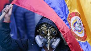 """Ola de protestas en América Latina: ¿amenaza de una nueva """"década perdida""""?"""