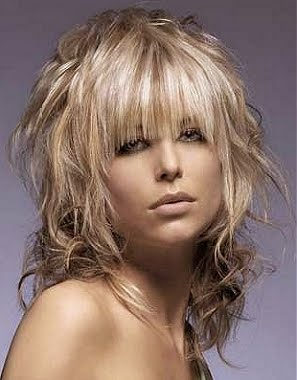All Fashion Collections: Easy-To-Maintain Shag Hairstyles